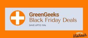greengeeks black friday deals