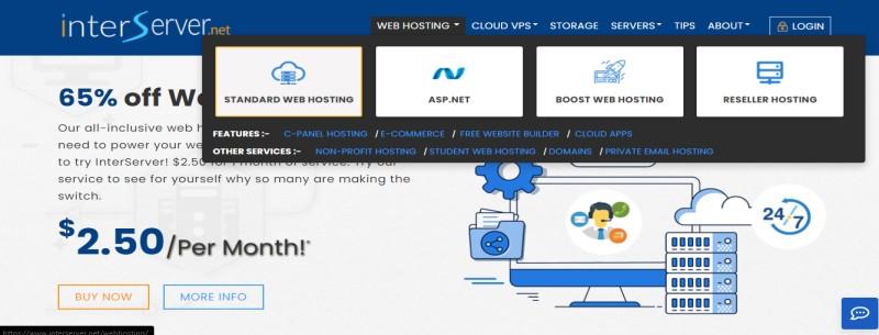 interserver-hosting-plans