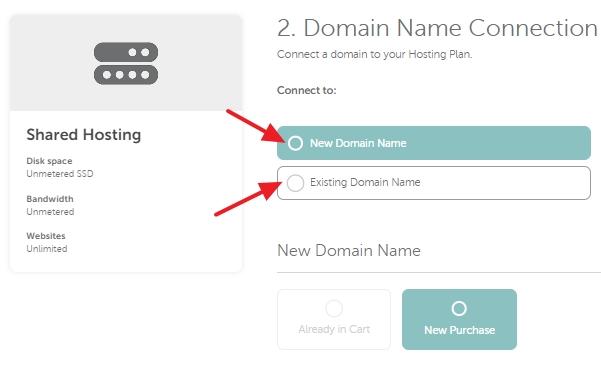 namecheap domain registered