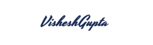 signature of Vishesh Gupta