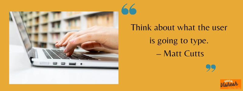Matt Cutt's quotes on digital marketing