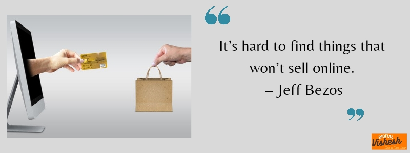 Quotes on Dm by jeff bezos