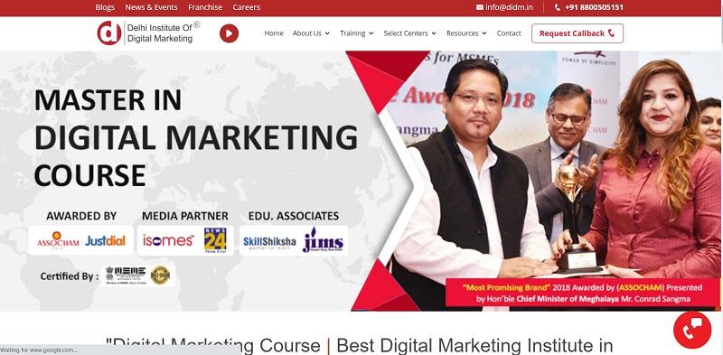 Delhi Institute of Digital Marketing