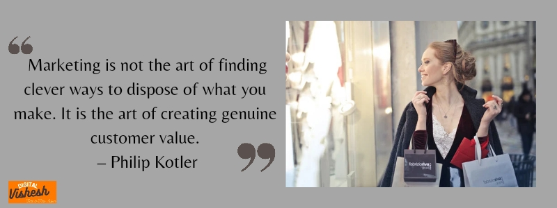 quotes by marketing guru Philip kotler