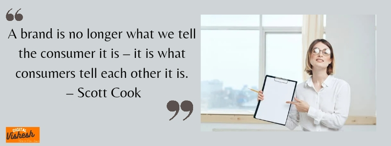 Scott Cook sayings on digital marketing