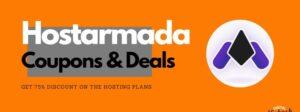hostarmada coupons and deals