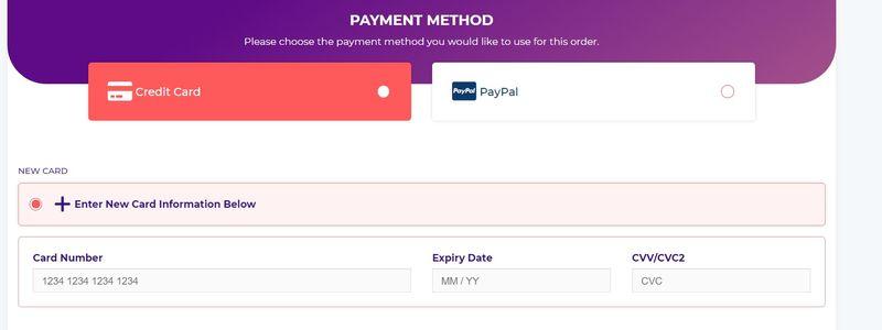hostarmada payment mode