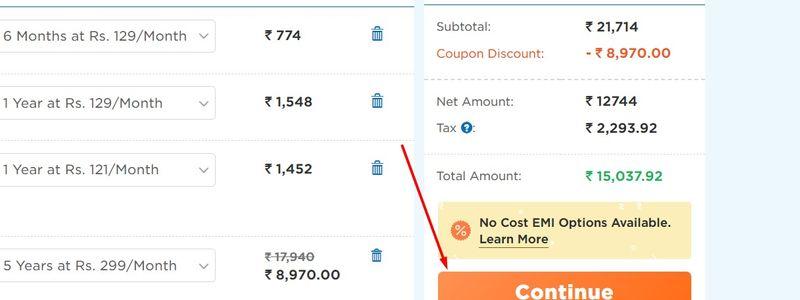 hostgator hosting price