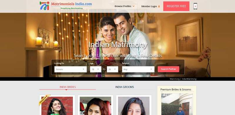 matrimonialsindia.com