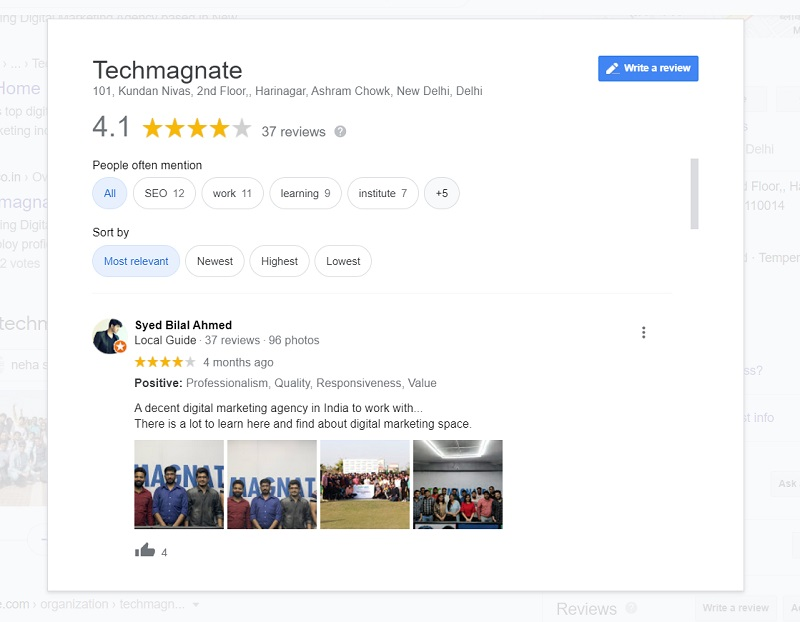 Techmagnate Reviews