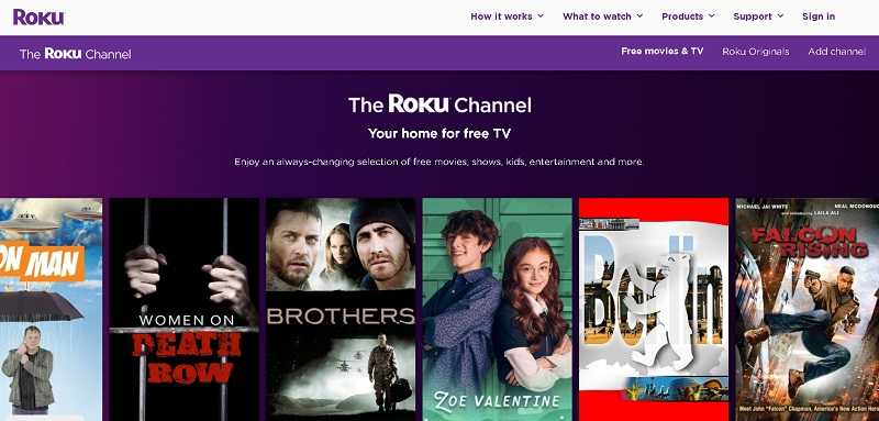 the roku channel web series downloader