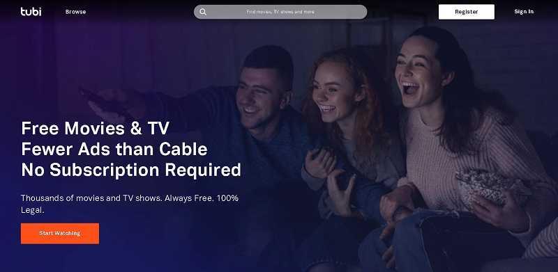 best web series download website tubitv