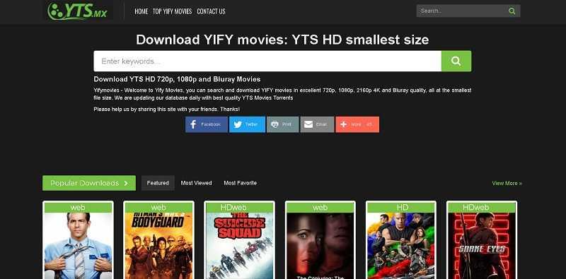 yifi movies