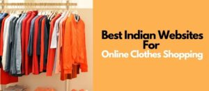 best indian websites for online clothes shopping