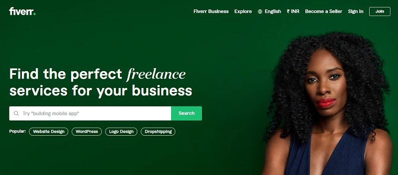 freelance content writer in fiverr