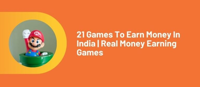 games to earn money in india