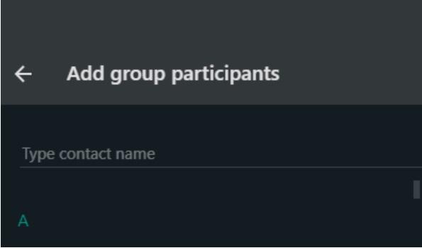 add members