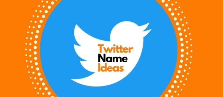 creative username for twitter