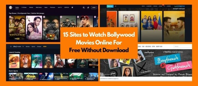 sites to watch bollywood movies online